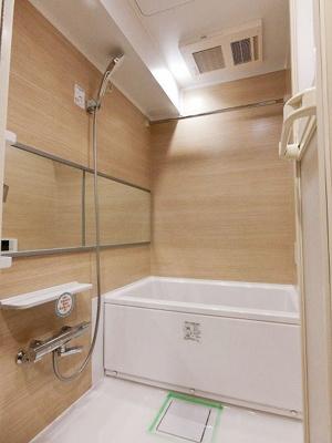 【浴室】秀和六本木レジデンス