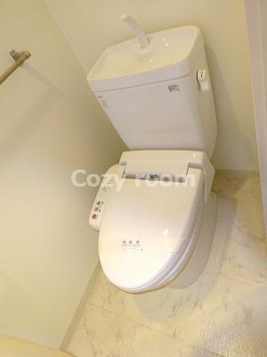 ウオッシュレットトイレです