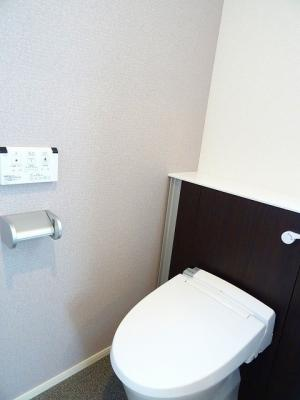 【トイレ】エクセルウィステリアB