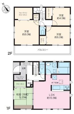 高知県香南市野市町西野(3号地)新築住宅