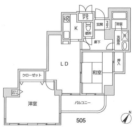 ライオンズマンション堀切菖蒲園第2