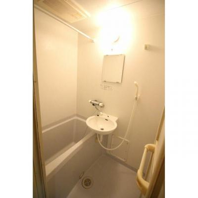 【浴室】蘇我2丁目アパート