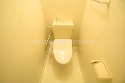【トイレ】グランソレイユ福島