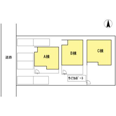 【駐車場】ARIETTA B棟