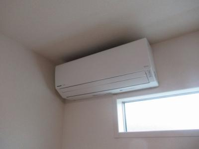 エアコン付き2台付きです