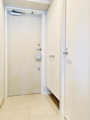 【玄関】アパートメンツタワー六本木