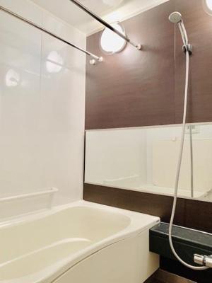 【浴室】アパートメンツタワー六本木