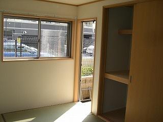 【和室】ラポールハウス日吉