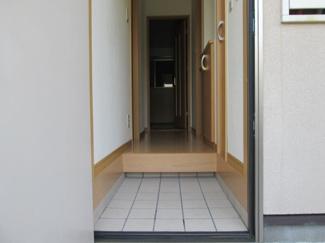 【玄関】ラポールハウス日吉