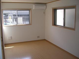 【居間・リビング】ラポールハウス日吉