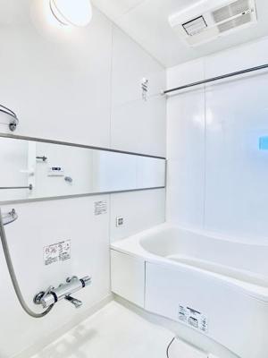 【浴室】Brillia ist 白金高輪