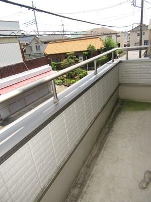 【バルコニー】熊谷市肥塚大型中古戸建