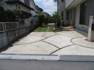 【駐車場】熊谷市肥塚大型中古戸建
