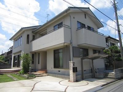 【外観】熊谷市肥塚大型中古戸建