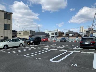 【外観】中央1丁目第一駐車場