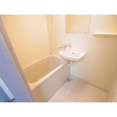 【浴室】ロイヤルマンション九里巾