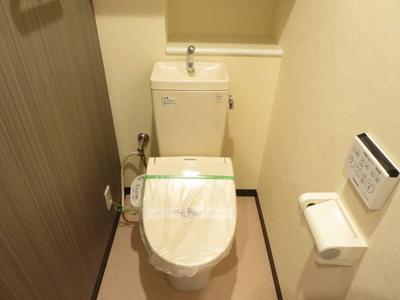 【トイレ】プレステージルーアンジュ藤江