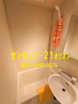 【浴室】ビレッジ練馬