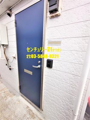 【玄関】ビレッジ練馬(ネリマ)-2F