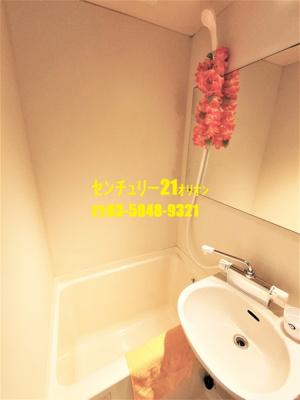 【浴室】ビレッジ練馬(ネリマ)-2F