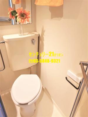 【トイレ】ビレッジ練馬(ネリマ)-2F