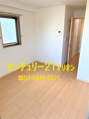 【居間・リビング】笹山ハイツ