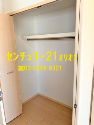 【収納】笹山ハイツ