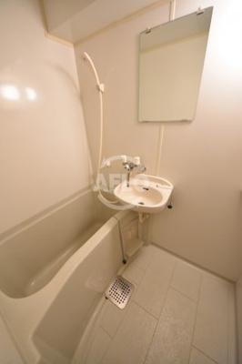 プレサンス同心アーバンステージ 浴室
