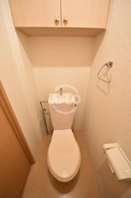 プレサンス同心アーバンステージ トイレ