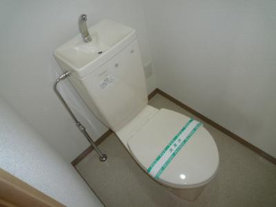 【トイレ】ビバリーガーデン老松