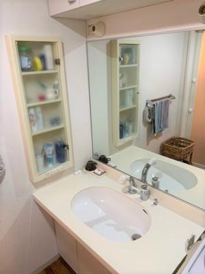 【洗面所】ワコーレエクセレント垂水