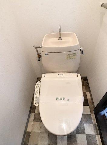 【トイレ】下村ハイツ