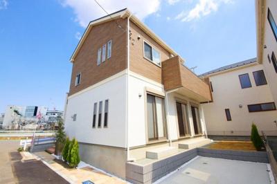 【外観】JR横浜線「中山」駅 新築一戸建