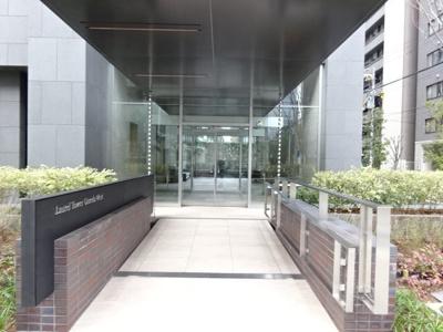 【ロビー】ローレルタワー梅田ウエスト