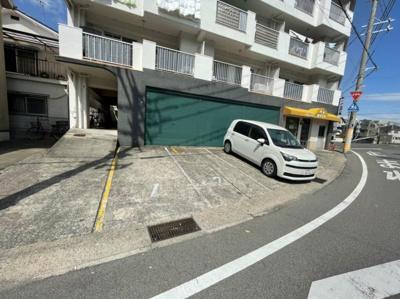 【駐車場】エフビル