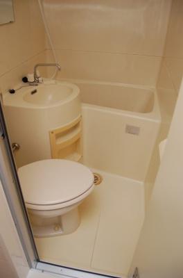 【浴室】エスタイルアベノ