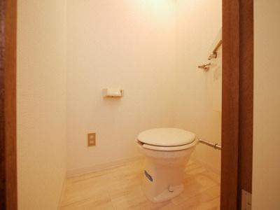 【トイレ】宮の森ハイツ