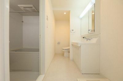 【浴室】ラフィネタワー札幌南3条