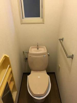 【トイレ】サニーハイツひまわり