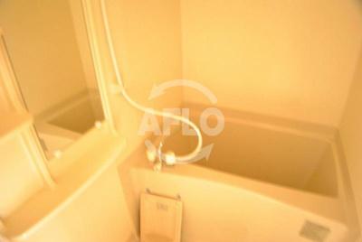 プレサンス難波幸町 浴室