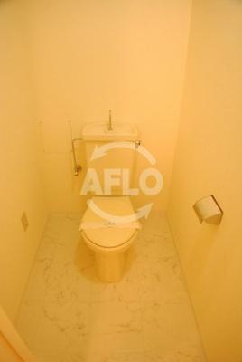 アベニュー高津 トイレ