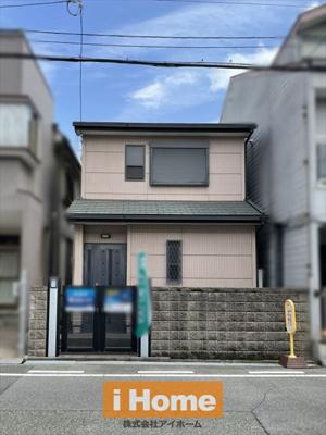 阪神出屋敷駅より徒歩10分! 買物施設が多く生活便利な立地です!