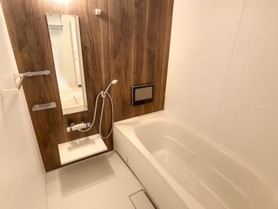【浴室】ヒルズフロント