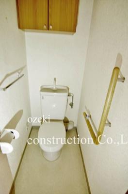 【トイレ】ピースフル越谷