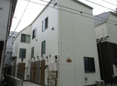 【外観】ベルエクラ羽田Ⅱ