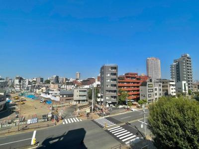 【展望】アーバス新宿余丁町