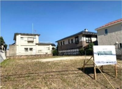 【外観】美作町1号地 売土地