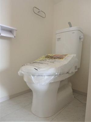 【トイレ】リーブルガーデン 新築戸建て 羽生市神戸2期-全2棟-
