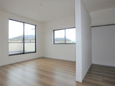 【寝室】リーブルガーデン 新築戸建て 羽生市神戸2期-全2棟-