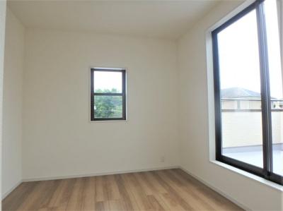【洋室】リーブルガーデン 新築戸建て 羽生市神戸2期-全2棟-